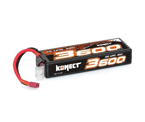 Batterie Konect 3s 11,1V 3600Mah