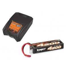 Pack Multipeak + Lipo 3s 4200 mAh