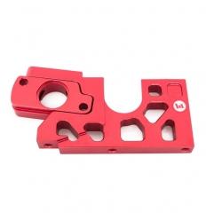 Support moteur en aluminium en 2 parties pour BXR.S1/MT (REV-OP28)