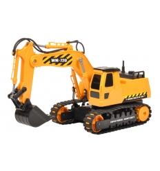 Pelleteuse excavatrice RC T720 T2M