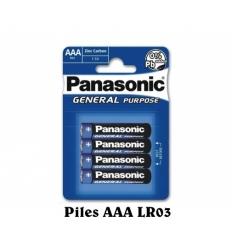 Piles Panasonic AAA