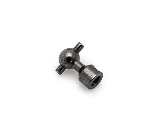 Noix d'entrainement d'axe de roues avant en métal CR4/PR4 (FTK-MT1803015)