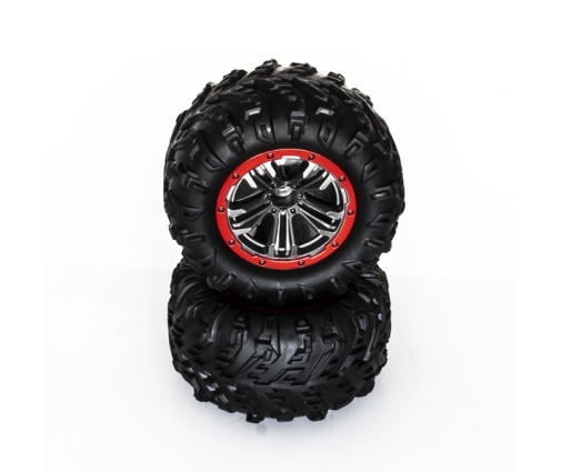 Roues complètes MT-Twin (FTK-MT-TWIN-20)