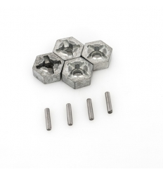 Hexagone aluminium MT-Twin (FTK-MT-TWIN-27)