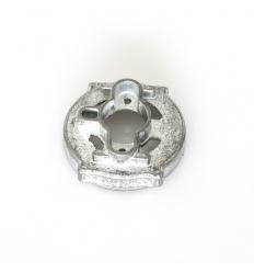 Fixation de moteur en aluminium MT-Twin (FTK-MT-TWIN-33)