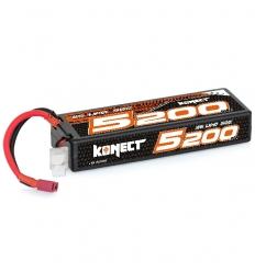 Batterie Konect 2s 7.4V 5200Mah