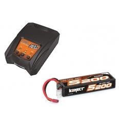 Pack Multipeak + Lipo 2s 5200 mAh