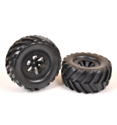 Kit roues ( 1 paire) ( T4941/25 )