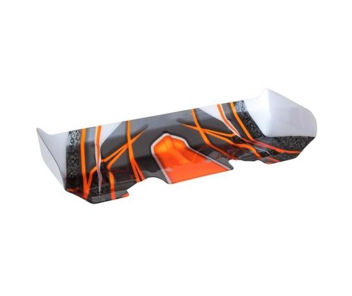 Aileron lexan BX8SL Runner Orange (CA-274)