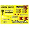 Planche stickers STR8 EPX2
