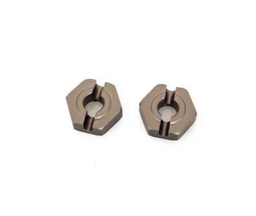 Hexagones de roue avant en ALU BXR.MT (REV-BX024)