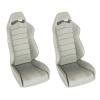 Deux sièges baquet souple pour Crawler