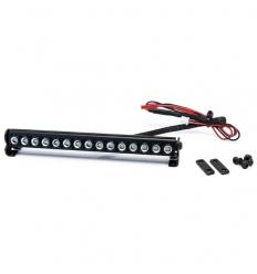Rampe de 15 LEDs usinées en aluminium de 153mm