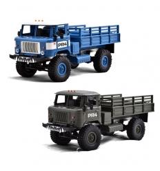 Camion militaire PR4 Funtek Bleu