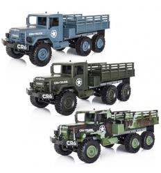Camion militaire CR6 Funtek