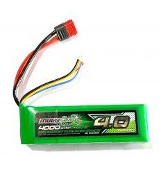 Batterie Lipo 3s 4000 mAh