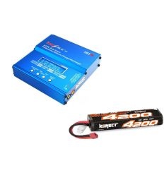 Pack Imax + Lipo 2s 4200 mAh