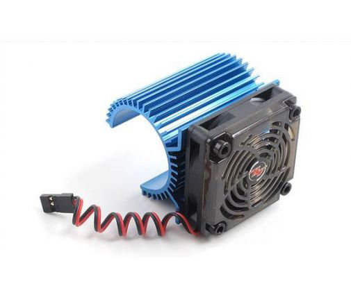 Radiateur avec Ventilateur pour moteur