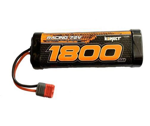 Batterie Konect Ni-Mh Stick 7.2V 1800mAh TDean