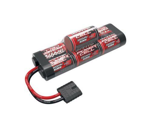 Batterie Traxxas NI-MH 8,4V 3300 MAH - iD