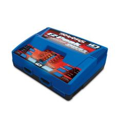 Chargeur double rapide LIPO/NIMH 8A Prise Traxxas