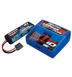 Pack Chargeur 2970G + Lipo 2S 5800MAH 2843X Traxxas ID