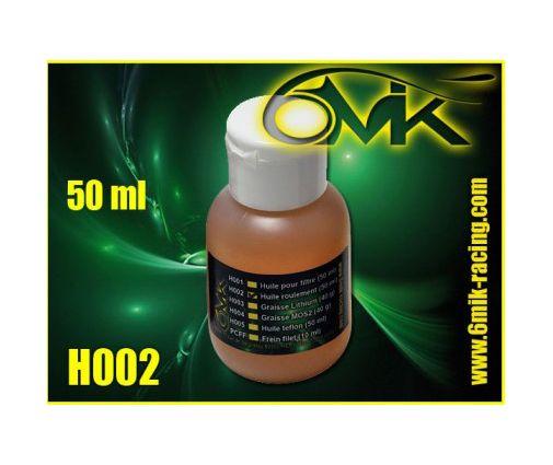 Huile pour roulement à bille 6Mik (50 ml)