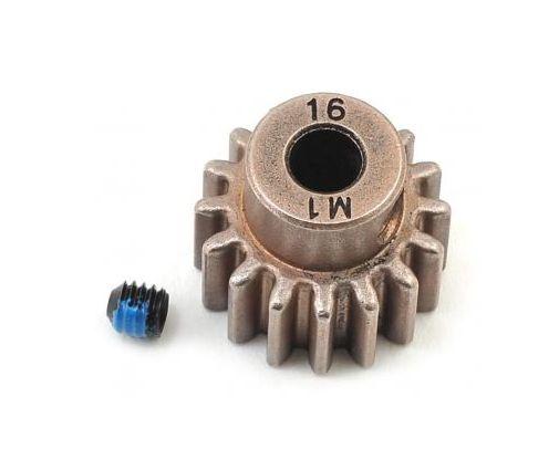 Pignon moteur 16 DTS - 1.0 Metric Pitch - 5 mm