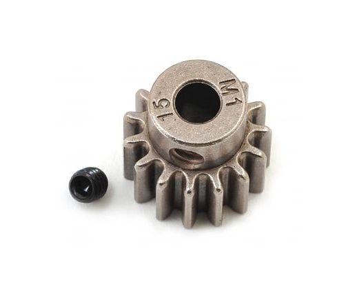 Pignon moteur 15 DTS - 1.0 Metric Pitch - 5 mm