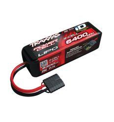 Batterie Traxxas Lipo 11.1v ( 3s ) 6400 mAh 25C - ID - COURT