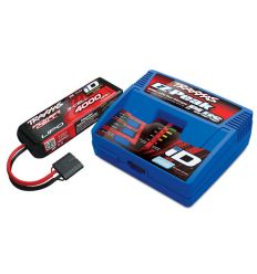 Pack Chargeur 2970G + Lipo 3S 4000MAH 2849X Traxxas ID