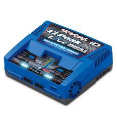 Chargeur double Traxxas EZ-Peak Live iD Bluetooth 2s - 4s LIPO/NIMH 26A Prise Traxxas