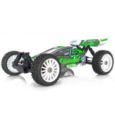 Hobbytech Buggy BX8 Runner Vert RTR