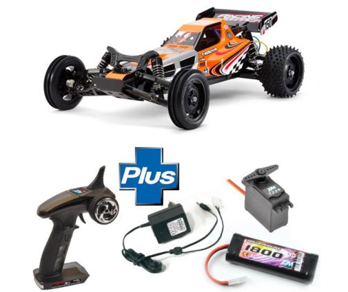 Kit Combo Racing Fighter DT03