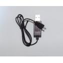 Chargeur pour drone JD385, YD928, Hubsan X4, 310B, X5C