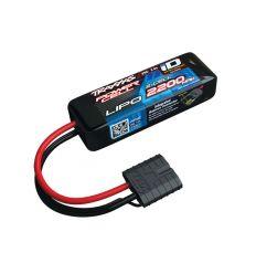 Batterie Traxxas Lipo 7.4v ( 2s ) 2200 mAh 25C - ID