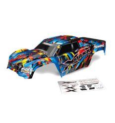Carrosserie X-MAXX Rock N Roll