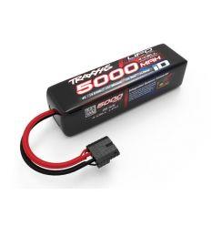 Batterie Traxxas Lipo ID ( 4S ) 14,8V 5000mAh 25C LONG - Traxxas