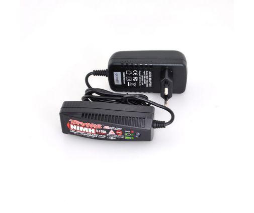 Chargeur secteur pour batterie NIMH 2A 6-8,4V avec prise TRAXXAS