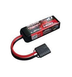 Batterie Traxxas Lipo 11.1v ( 3s ) 1400 mAh 25C - ID