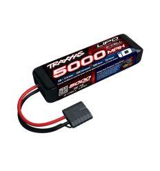 Batterie Traxxas Lipo 7.4v ( 2s ) 5000 mAh 25C - ID