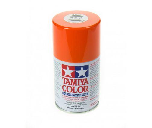 Peinture en bombe Tamiya de 100ml - PS6 Jaune