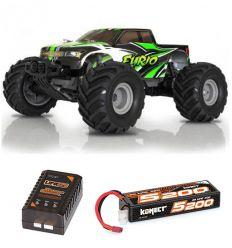 Pack Funtek Furio + Batterie Lipo 5200 + chargeur