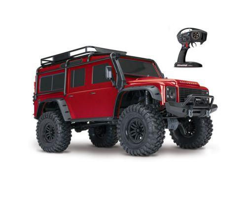 Traxxas TRX-4 Land Rover Defender 4x4 1/10