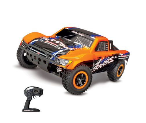 Traxxas Slash - 4x4 - Orange - 1/10 Brushless VXL - TSM - iD