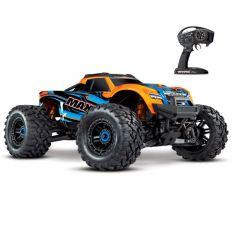 Traxxas Maxx 4S Brushless TSM 1/10 - Orange