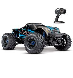 Traxxas Maxx 4S Brushless TSM 1/10 - Orange