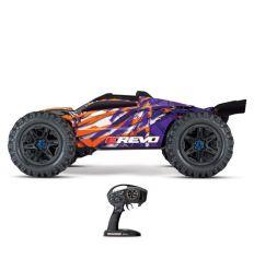 Traxxas E-Revo 2.0 6s - 4x4 - 1/10 - Brushless - TSM - Violet