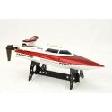 Bateau Racer FT007 rouge