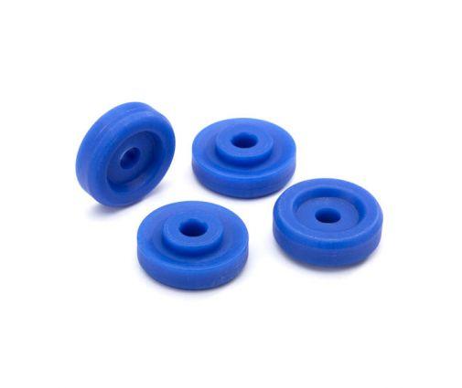 Rondelles de roues Bleues (X4) ( TRX8957X )